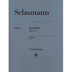 Partition Schumann Novelettes - Avignon