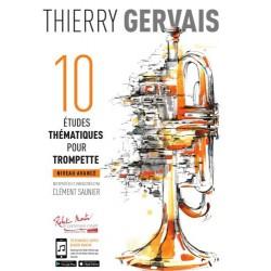 10 Etudes thématiques pour tormpette - Avignon