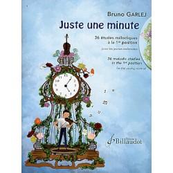 Bruno Garlej - Juste une minute - Avignon