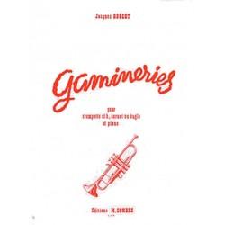 GAMINERIES de Jacques ROBERT