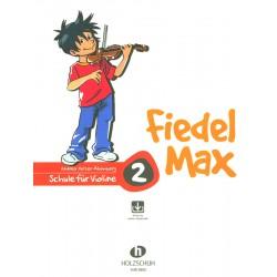 FIEDEL MAX Schule für violine band 2 - Avignon