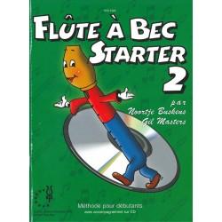 FLUTE A BEC STARTER volume 2 - Avignon