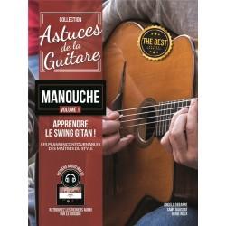 Partition Les Astuces de la guitare manouche - Avignon