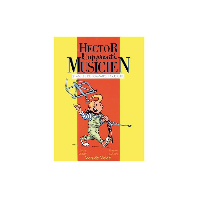 Hector l'apprenti musicien 2 le kiosque à musique Avignon