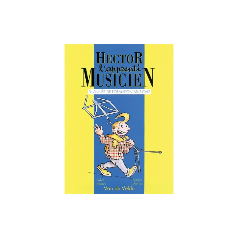HECTOR L'APPRENTI MUSICIEN VOL 3 VV011