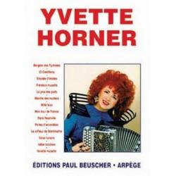HORNER YVETTE