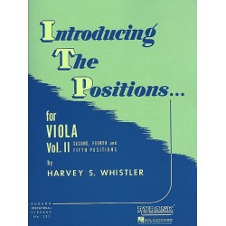 INTRODUCING THE POSITIONS FOR VIOLA VOL2