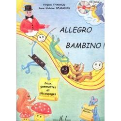 Allegro Bambino Partition avec CD