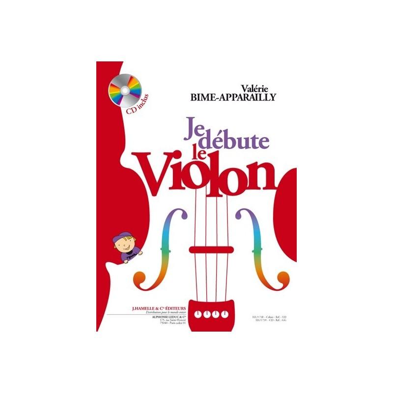 JE DEBUTE LE VIOLON volume 1 Le kiosque à musique Avignon