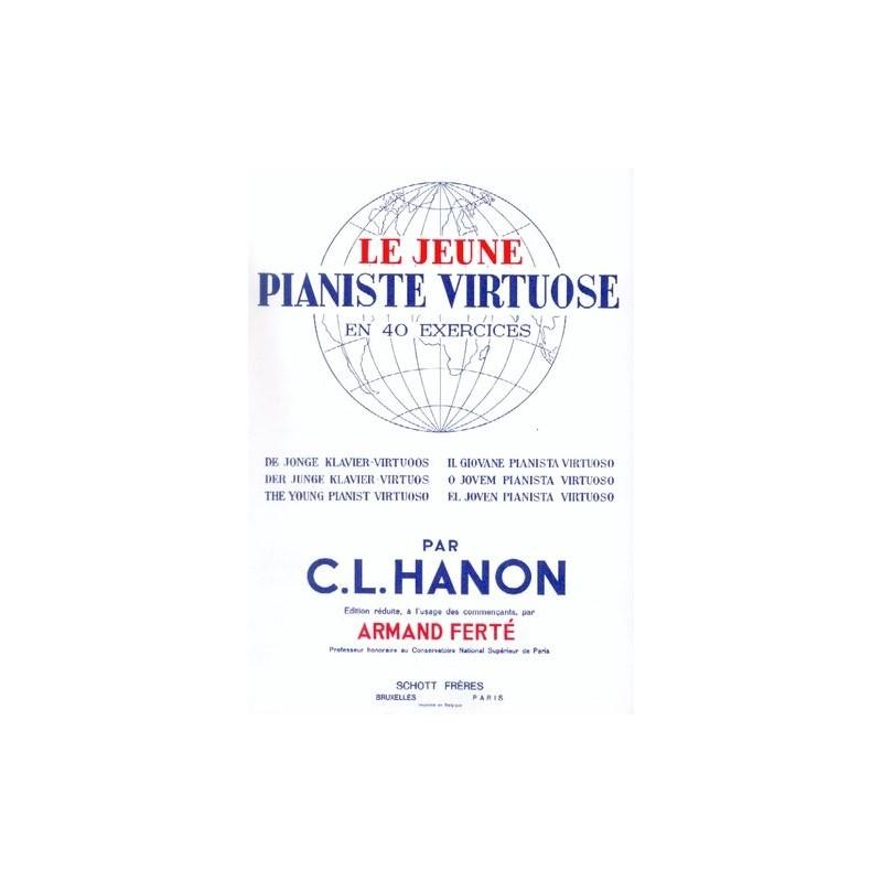 Hanon Le jeune pianiste virtuose Avignon