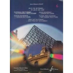 Jollet Jeux de rythmes volume 5 - Le kiosque à musique Avignon