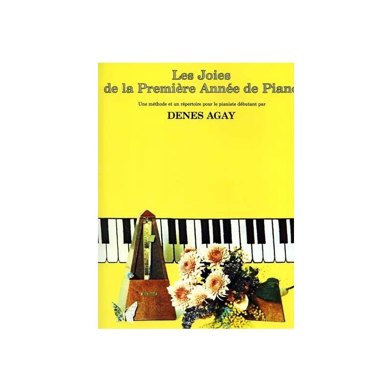 Denes Agay Les joies de la première année EMF100089 le kiosque à musique Avignon
