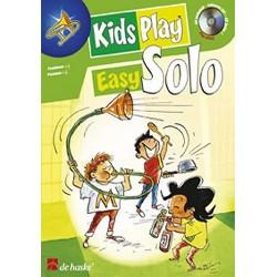 KIDS PLAY EASY SOLO - AVEC CD