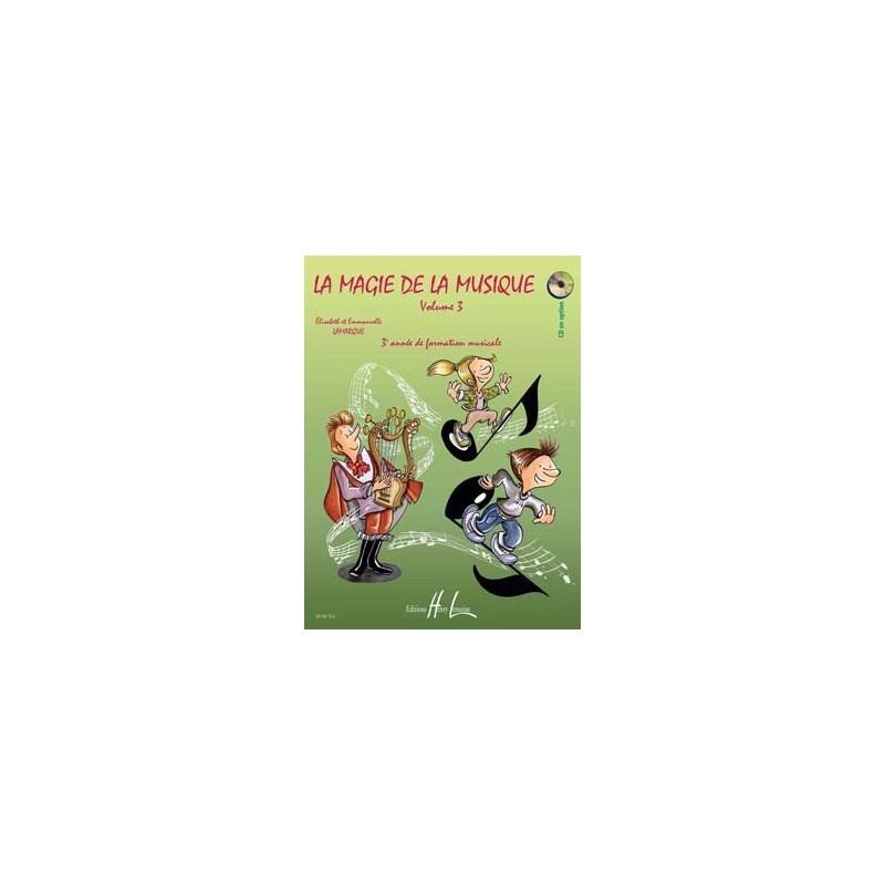MAGIE DE LA MUSIQUE - VOL3