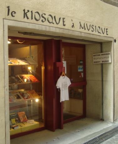 Le Kiosque à Musique - Avignon